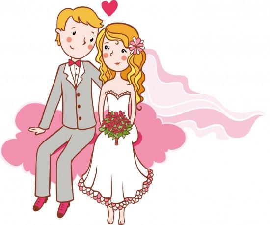 結婚イラスト