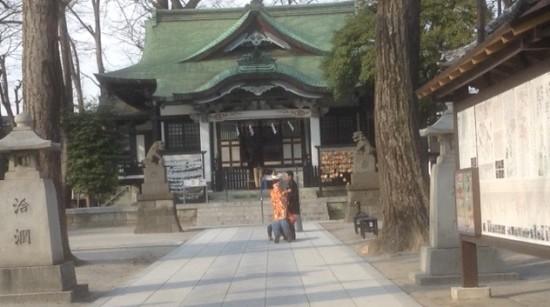2結婚式神社