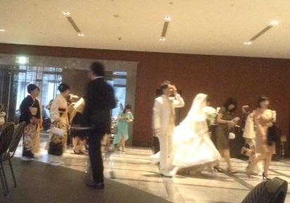 結婚式遭遇11